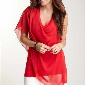 ✨Two layer sleeveless tunic. Like new. Size small✨